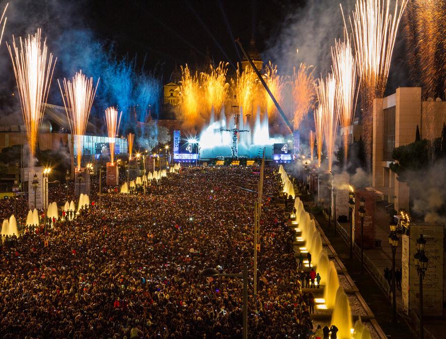 reveillon de noel 2018 a barcelone Fêter nouvel an à Barcelone reveillon de noel 2018 a barcelone