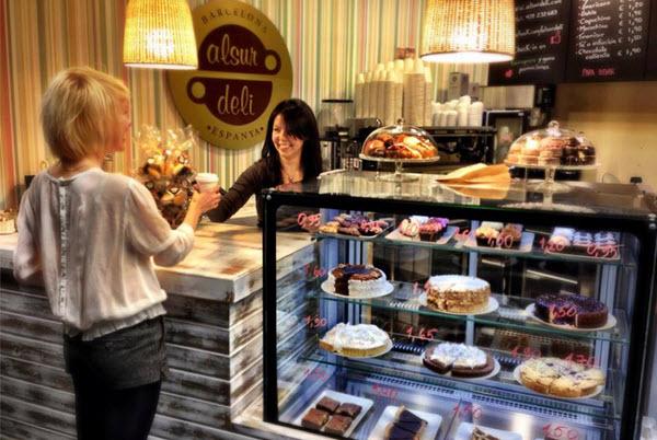 Alsur Café à Barcelone