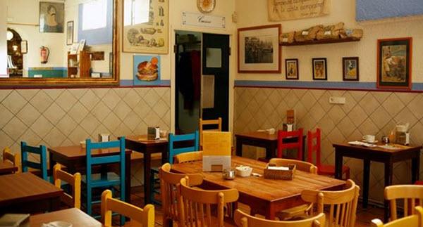 La Nena Café à Barcelone
