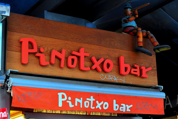 PINOTXO bar barcelone
