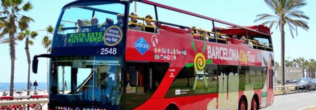 Visiter Barcelone en bus touristique avec Barcelona City Tour