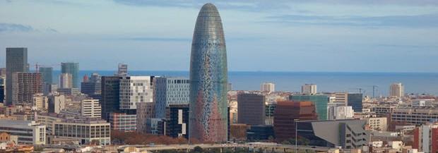 La tour Agbar