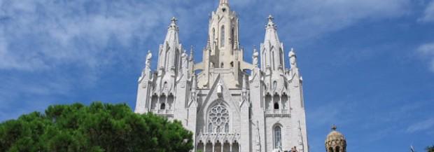 Visiter le Temple Expiatori del Sagrat Cor