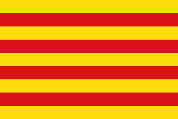 drapeau catalogne