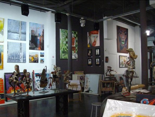 Galería Artevistas