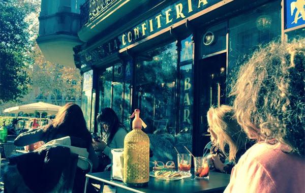 la confiteria barcelone