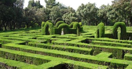 labyrinthe d'Horta