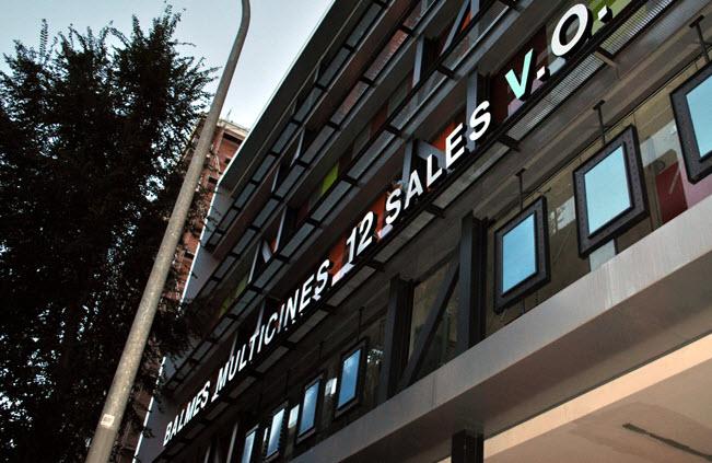 D couvrez les plus beaux cin mas de barcelone - Balmes multicines ...