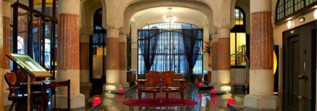 Découvrez les hôtels de luxe de Barcelone