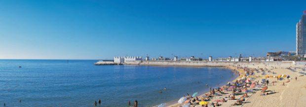 5 endroits pour se rafraîchir cet été à Barcelone