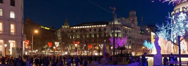 Découvrez les marchés de Noël de Barcelone