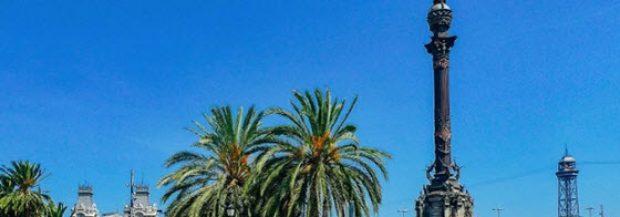 Découvrez le Mirador de Colom à Barcelone, pour une vue panoramique de la ville