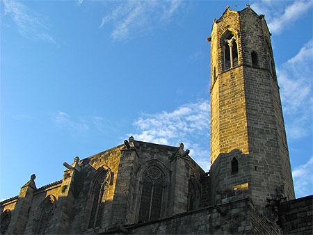 Chapelle Sainte Agathe Barcelone