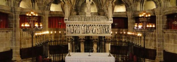 La cathédrale Sainte-Eulalie