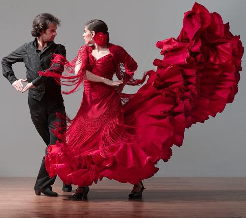 Danseurs de Flamenco