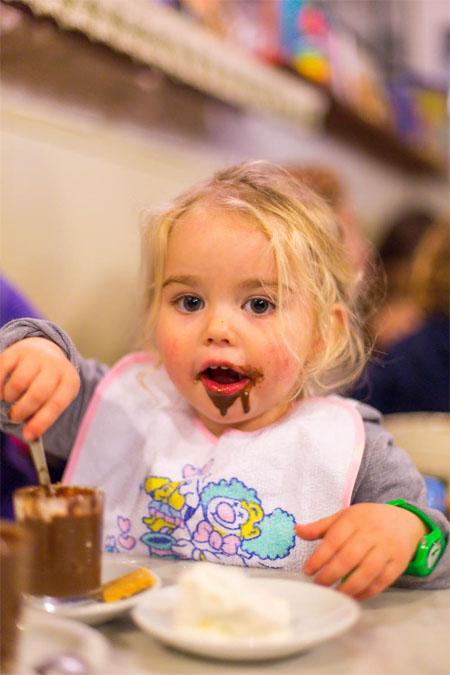 restaurant avec enfants