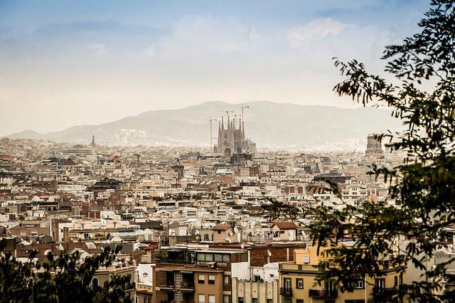 beau quartier barcelone