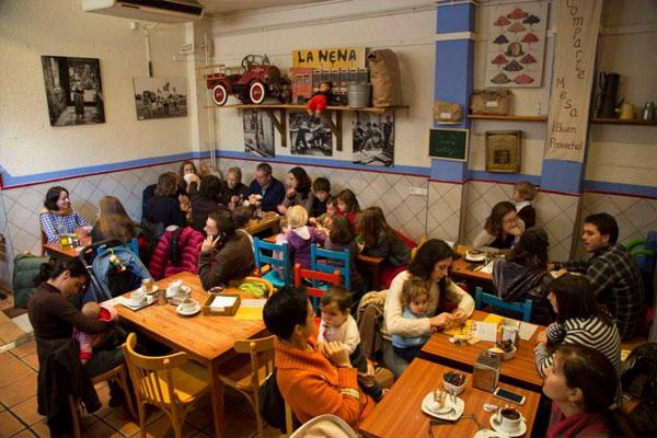 restaurant familial la nena