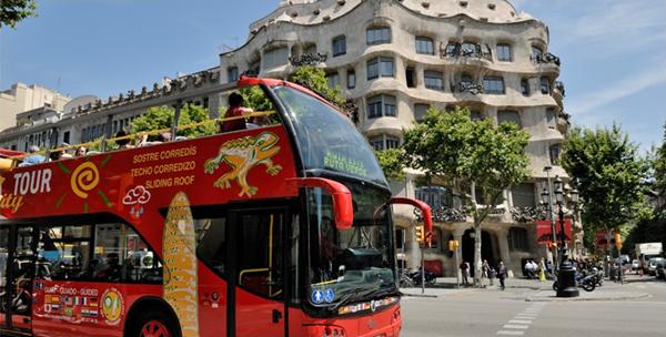 visiter barcelone bus