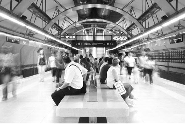 metro barcelone