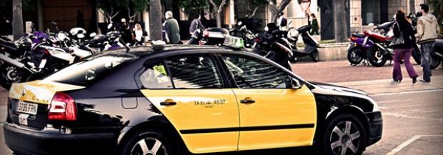 Prendre le taxi à Barcelone