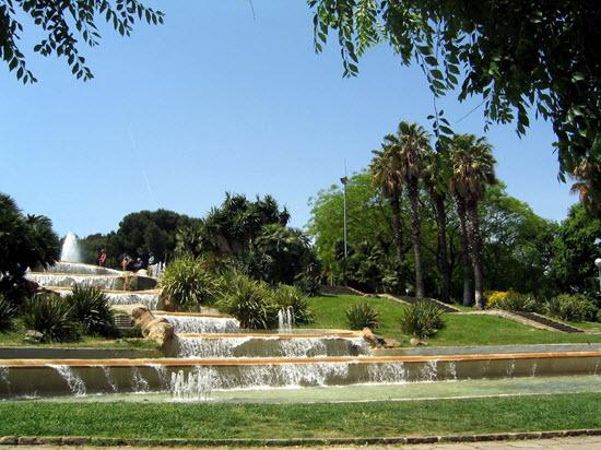 parc montjuic