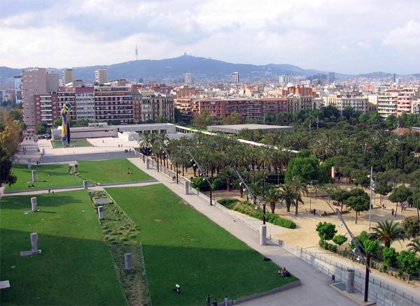 parc Joan Miro