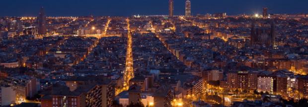 Les plus belles balades nocturne à Barcelone