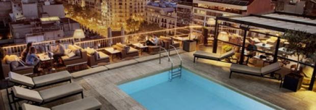 Les hôtels de rêve à Barcelone