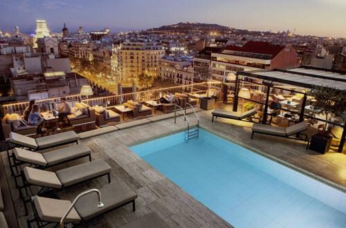 Le Majestic Barcelona