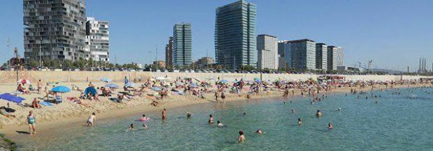 Les meilleurs endroits pour se baigner à Barcelone