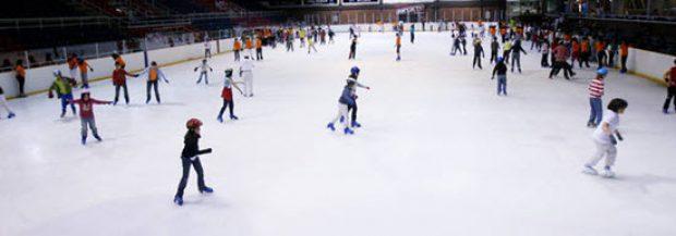 Où faire de la patinoire à Barcelone ?
