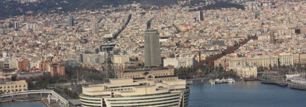 Découvrez Barcelone comme jamais avec un survol en hélicoptère