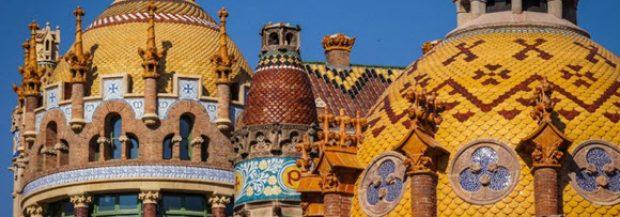 Zoom sur Sant Pau, un hôpital inscrit au patrimoine mondial de l'UNESCO à Barcelone