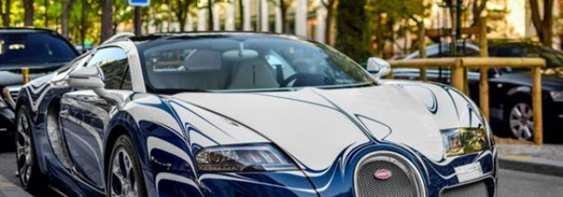 Les meilleurs endroits pour admirer des voitures de luxe à Barcelone