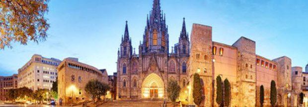 Découvrez la magnifique cathédrale Sainte-Croix à Barcelone