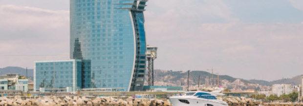 Découvrez l'hôtel W Barcelona, un cinq étoiles magnifique de Barcelone