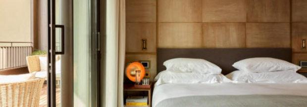 Découvrez l'Almanac Barcelona Hotel, un logement tendance de Barcelone